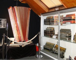 accordeon museum De Muse malden grote Fiers 2012
