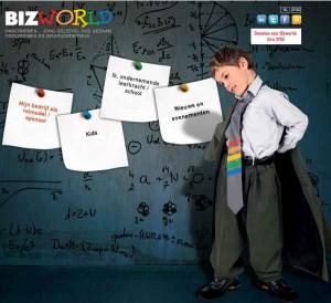 bizworld jong ondernemen en adopteer een klas MVO, koppelen school en bedrijfsleven