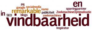 vindbaarheid in Google door Marianna Bakker