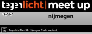 header VPRO Tegenlicht meetup Nijmegen -Einde van bezit